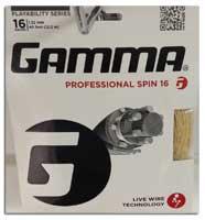 Gamma Professional Racquet String