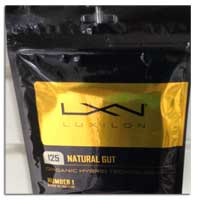 Luxilon Natural Gut Racquet Strings